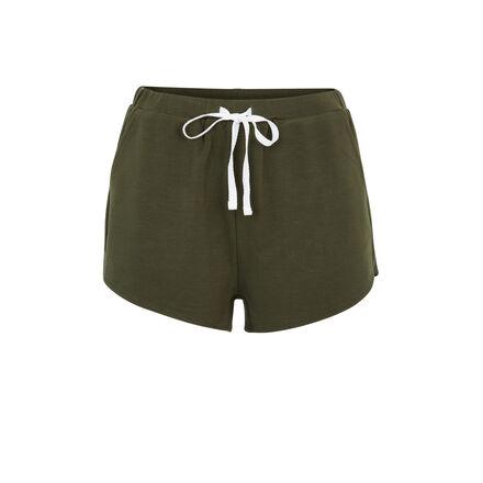 Short kaki bluvetiz green.