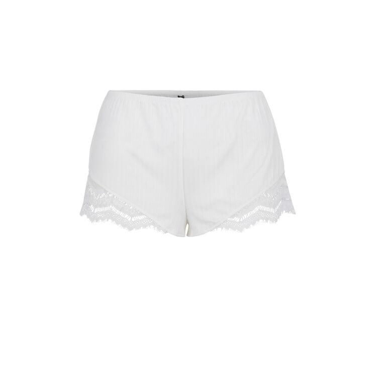 Short blanc cupiz;