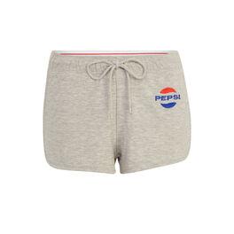 Pepsiz light grey shorts grey.