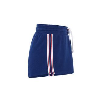 Short bleu marine tikitiz blue.