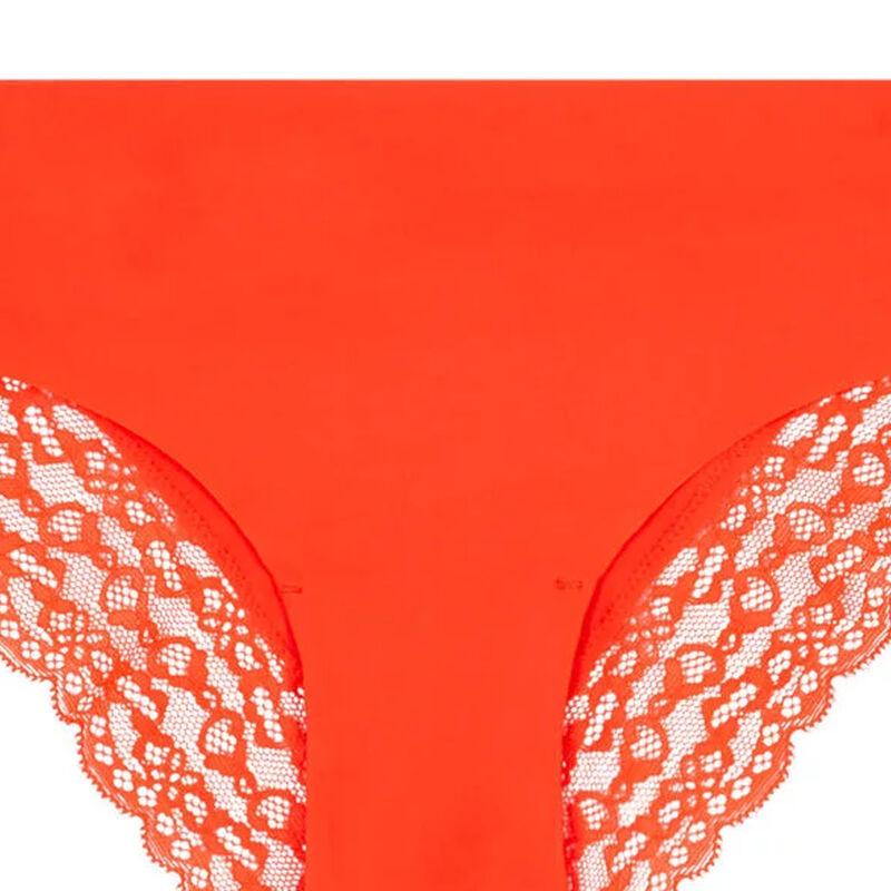 Shorty orange shomiz;