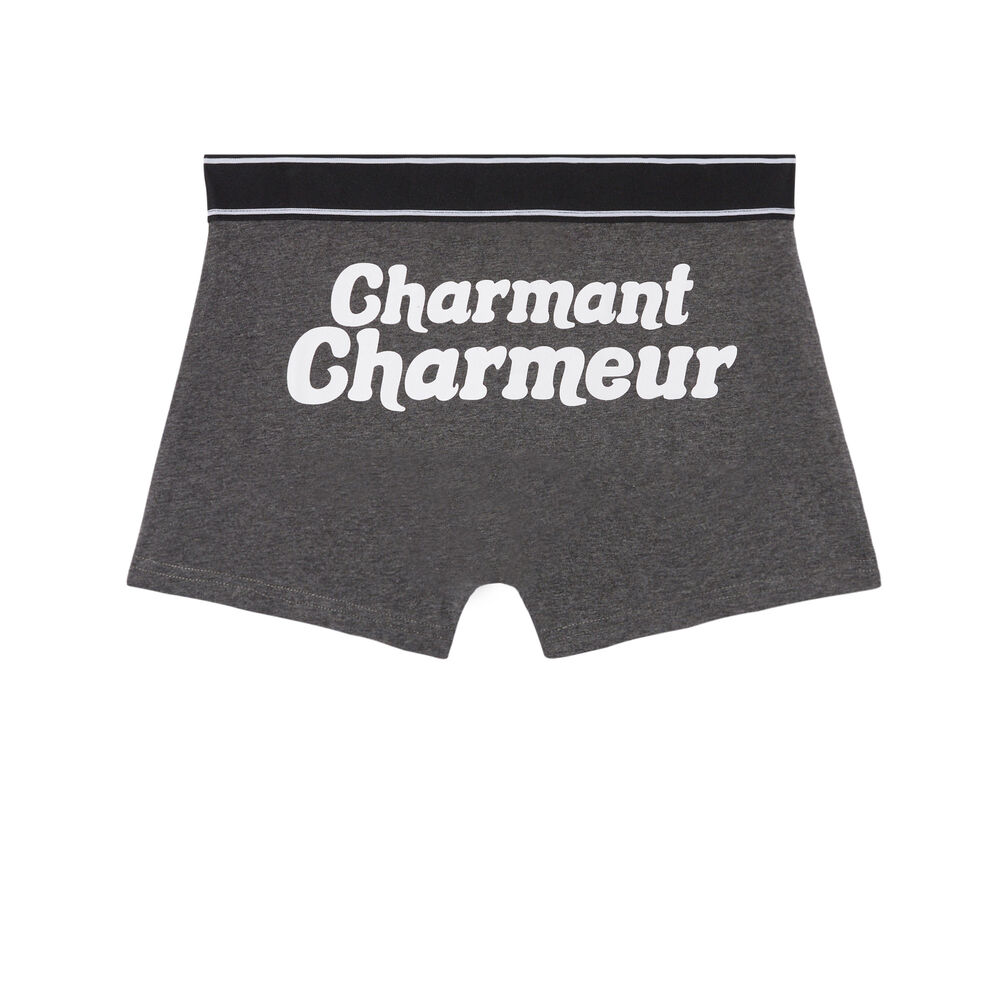 Funny Boxer Pour Hommes Rainbow Unicorn Squad sous-vêtements grande taille 36-38