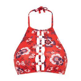 Brassière armaturée rouge tahimitiz red.