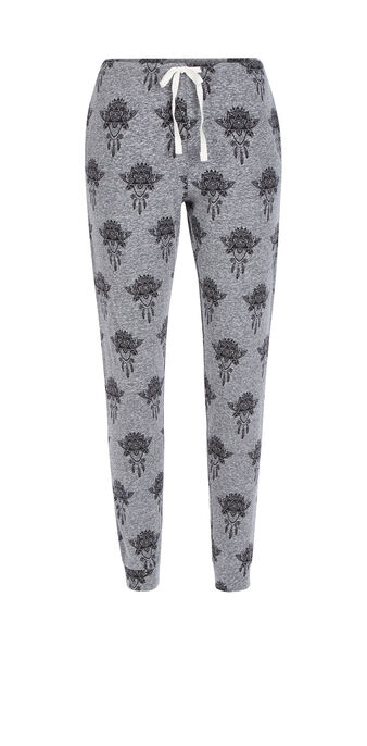 Pantalon gris mandaliz grey.