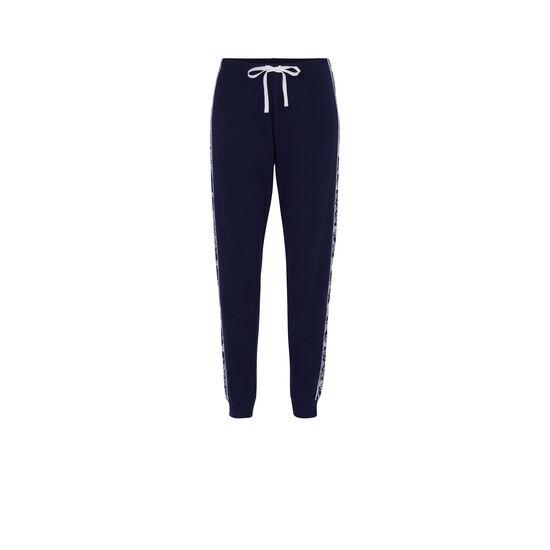 Pantalon bleu sidebandiz;