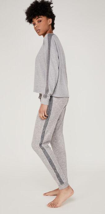 Sweat gris akibiliz grey.