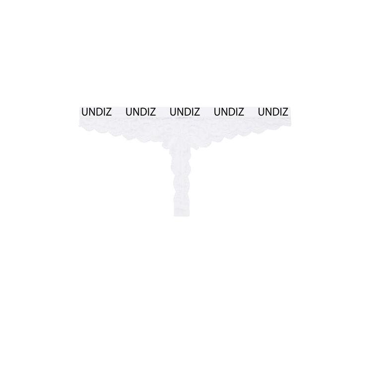 String blanc secretiz blanc.