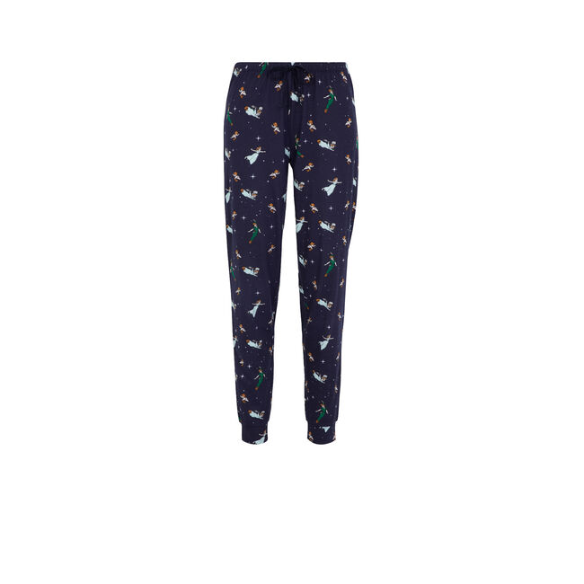 Pantalon bleu peterpaniz;