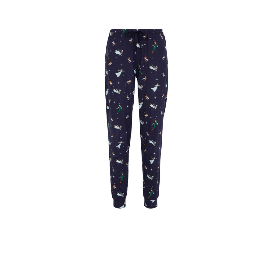 Pantalon bleu peterpaniz;