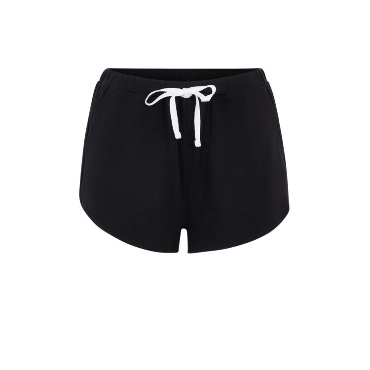 Short noir bluvetiz black.