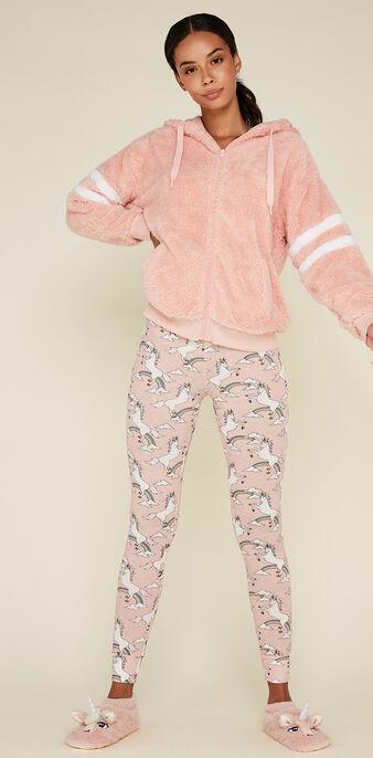 Pantalon rose allsuperliz pink.