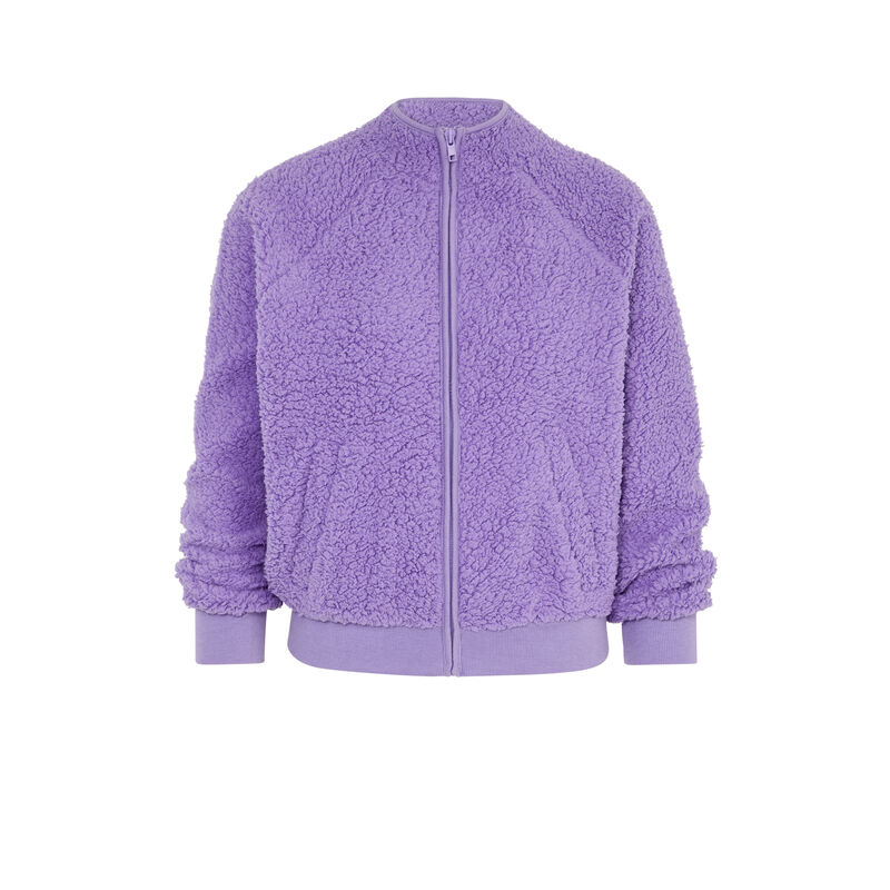 veste à zip polaire sherpaliz;