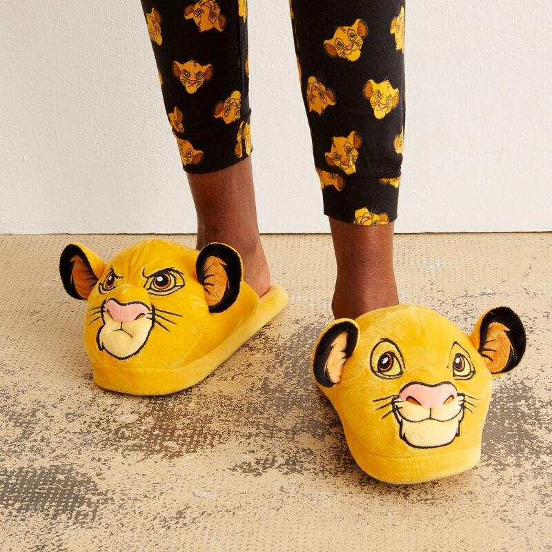 chaussons Simba mood  - jaune;