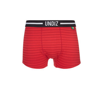 Boxer rouge portoiz  red.