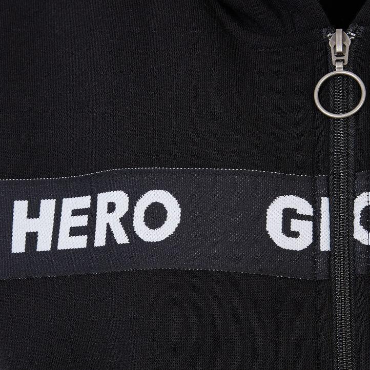 Veste noire herogirliz schwarz.
