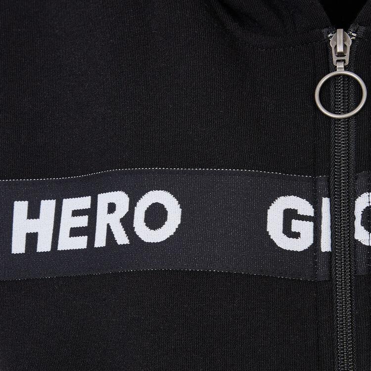 Veste noire herogirliz black.