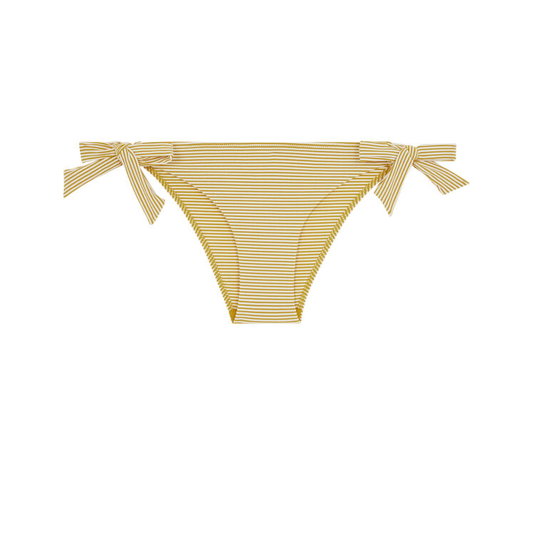 Culotte jaune moutarde islarayiz yellow.