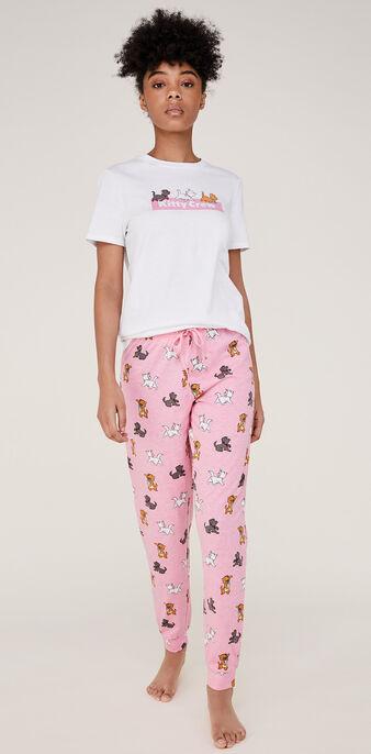 Pantalon rose mariziz pink.