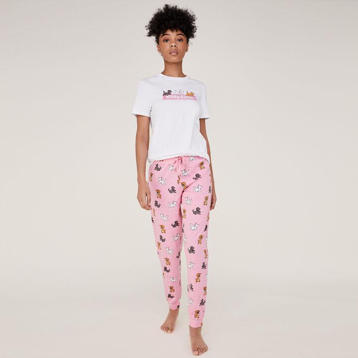 Pantalon rose mariziz różowy.