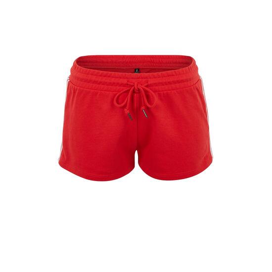Short rouge excusiz;