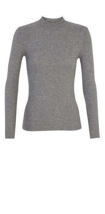 Top gris funelliz grey.