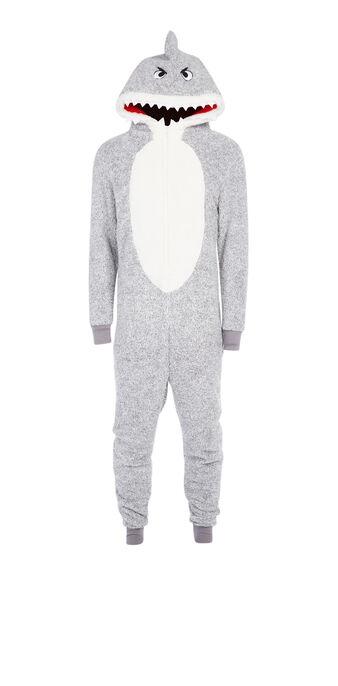 Sharkiz grey jumpsuit grey.