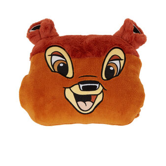 Handwarmer marron cutebambiz brown.