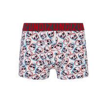 Holocraniz white boxer shorts white.
