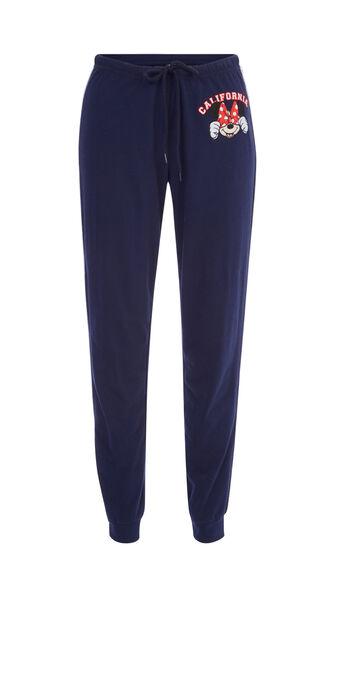 Caliminiz navy blue trousers  blue.