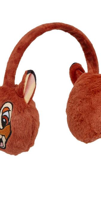 Cache-oreilles marron bambixiz brown.