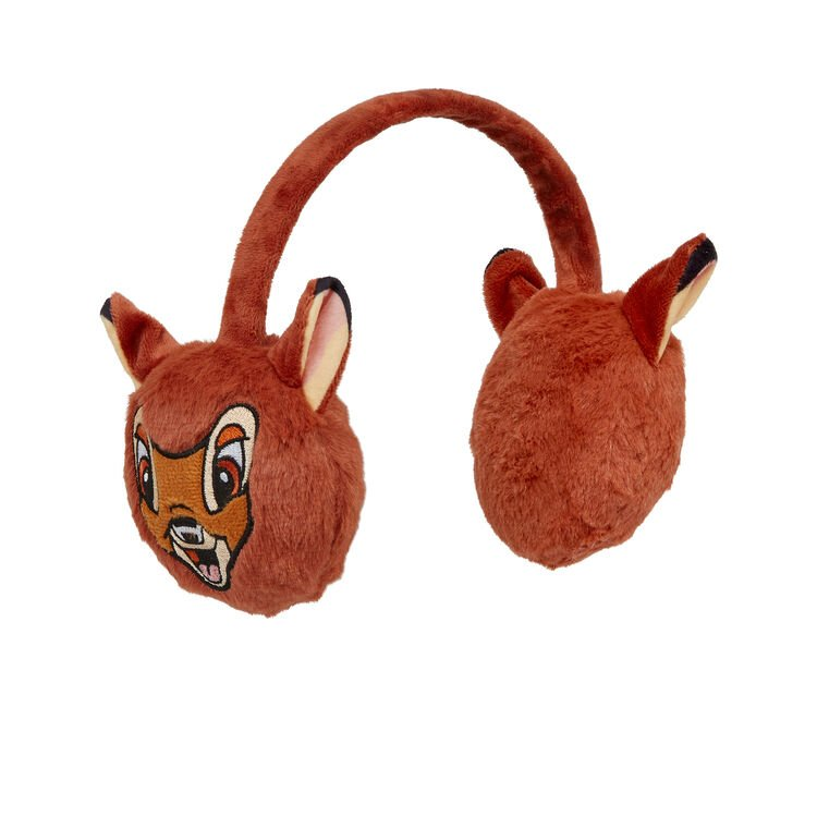 Cache-oreilles marron bambixiz;