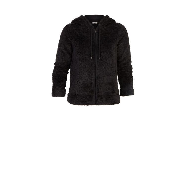 Veste noire polairiz black.