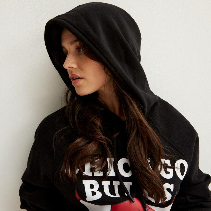 sweat chicago bulls - noir;