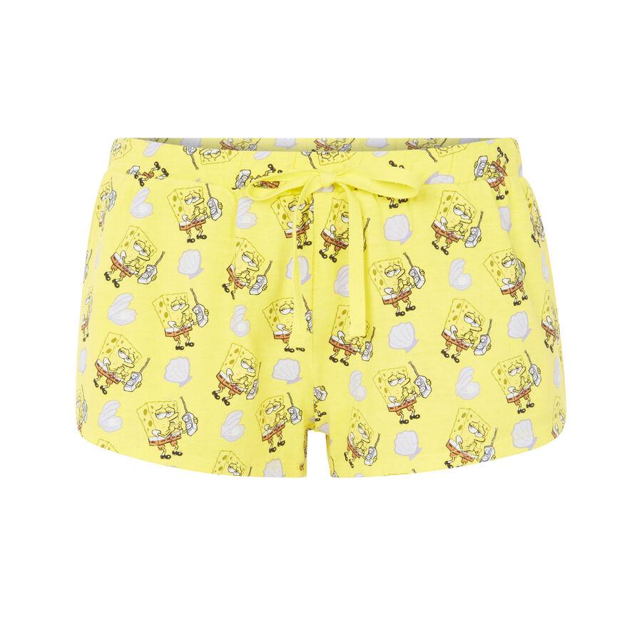 Bobobiz yellow shorts;${refinementColor}