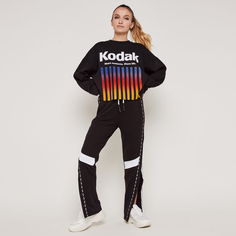 pantalon ouverture côtés kodayokiz;