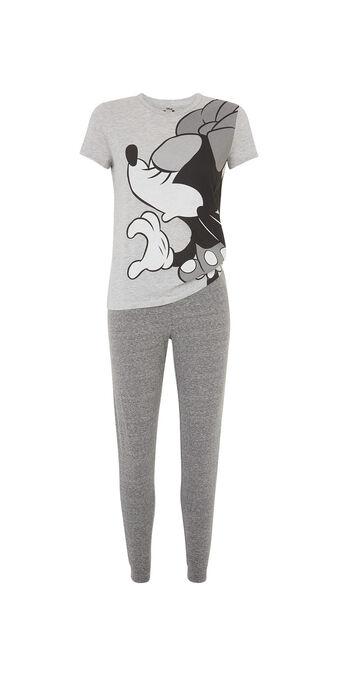 Mojitiz grey pyjama set grey.