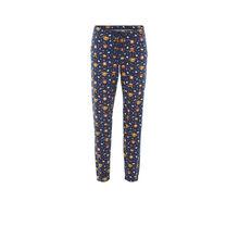 Pantalon bleu hachibiz blue.