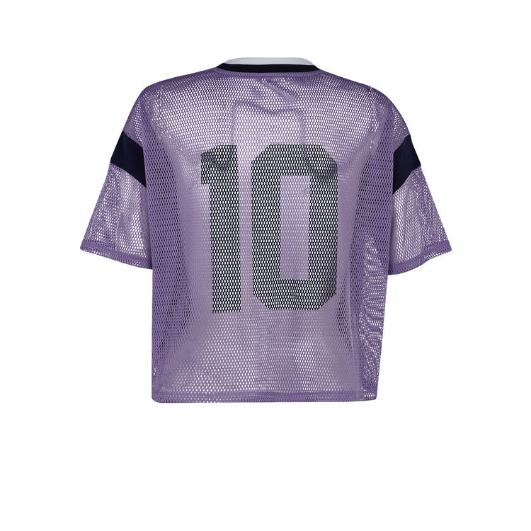 Top violet girlmailliz purple.
