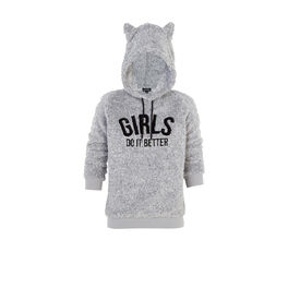 Sweat gris domikiz grey.