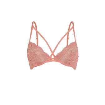 Soutien-gorge corbeille rose everydayiz pink.