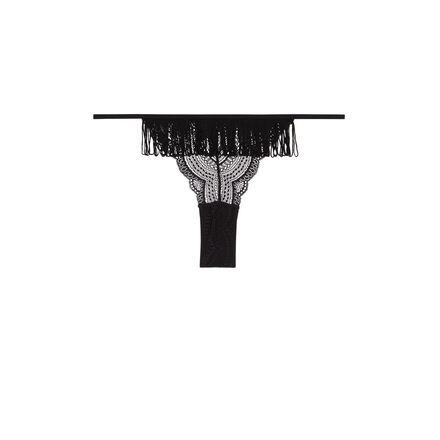 Tanga noir tucsoniz black.