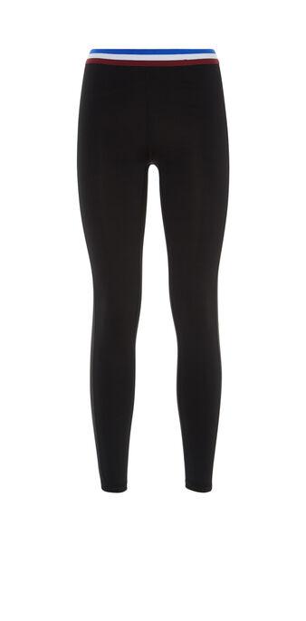 Breackiz black leggings black.