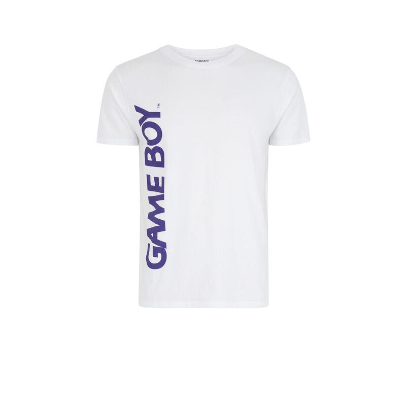 T-shirt à manches courtes print Game Boy cologamiz;