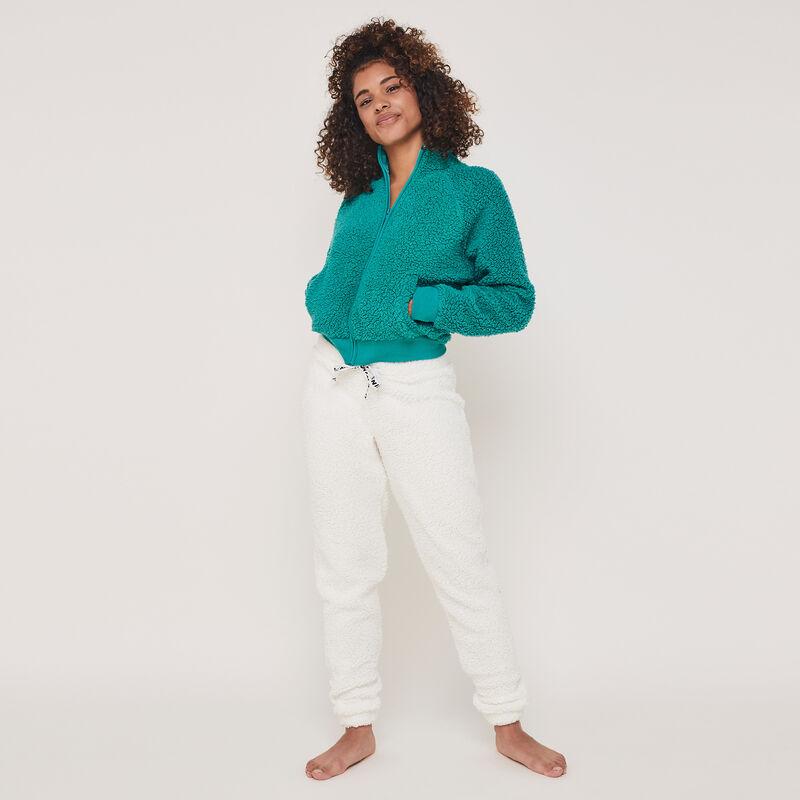 Pantalon polaire détail cordon polipantiz;