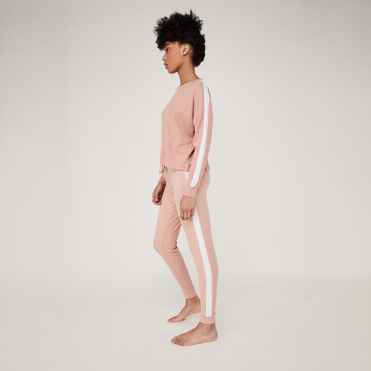 Pantalon rose girlaciz pink.