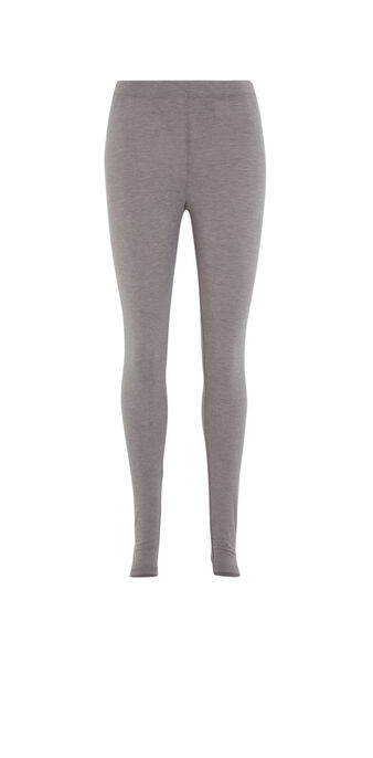 Legging gris warmiz grey.