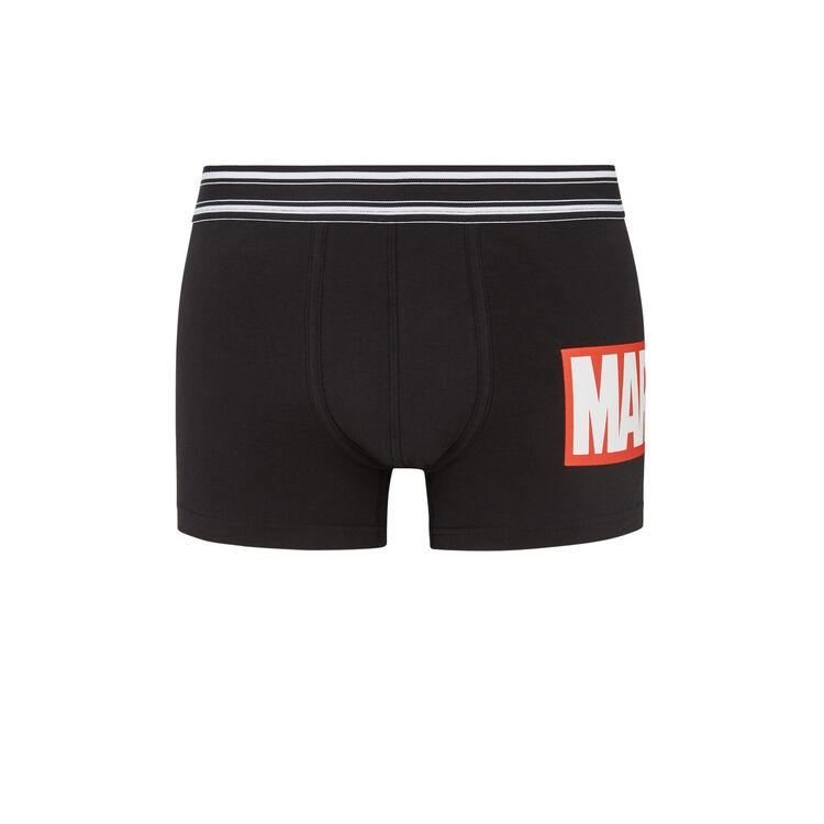 Boxer noir marvelrediz black.