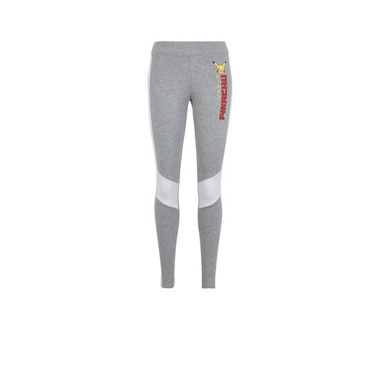 Legging gris pikachiz;