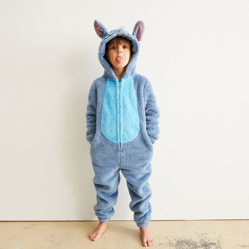 combinaison kid Stitch - bleu;