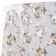 Minicathiz grey shorts.